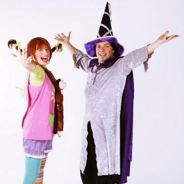 Pika v čarovniški šoli