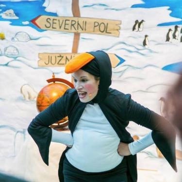 Potovanje Pingo pingvina