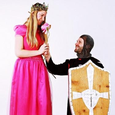 Princesa Zala in vitez Rok