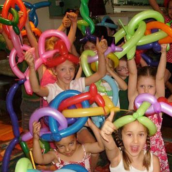 Oblikovanje balonov