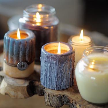 Vlivanje sveč in mil