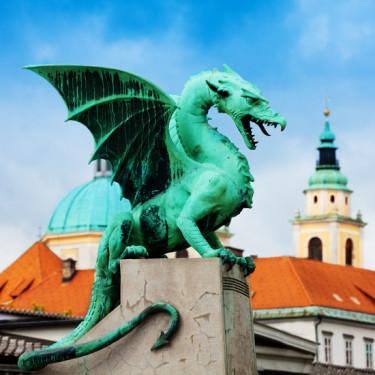 Lov na zaklad - po Ljubljani